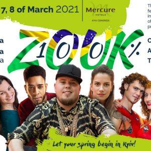 Zouk Festival, Kyiv Dance Festival 2021