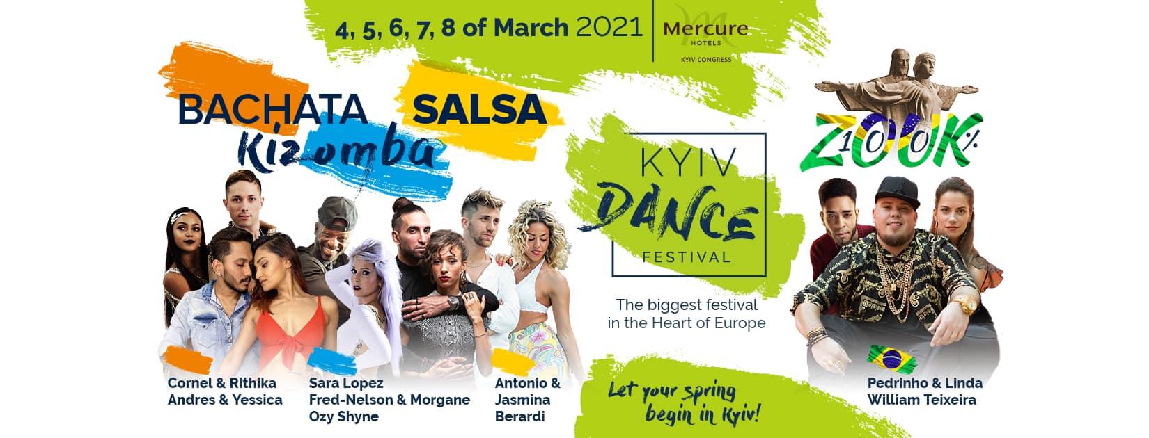 Kyiv Dance Festival 2021, Bachata Festival Ukraine