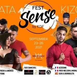 Kyiv Dance Festival 2021. Bachata and Kizomba Festival 2021